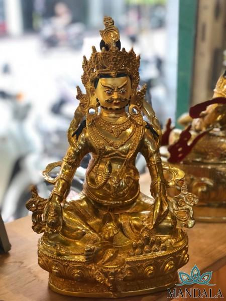 Tôn tượng Hoàng Thần Tài 33cm H1